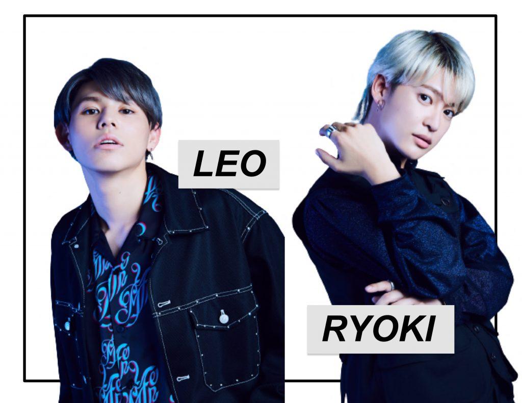 LEO:RYOKIは結構ガツガ