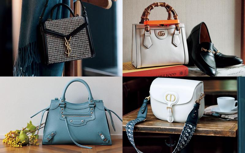 30代から投資したい「大人の名品バッグ」21選【グッチ、ロエベ、バレンシアガ…】