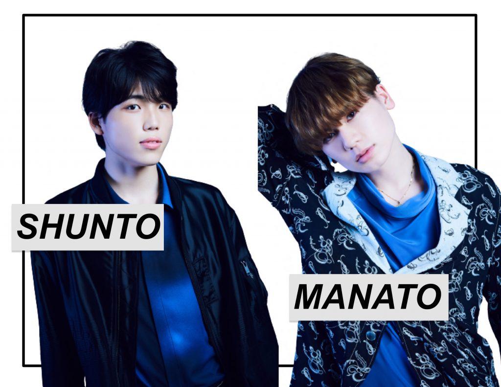 SHUNTO:MANATOくん