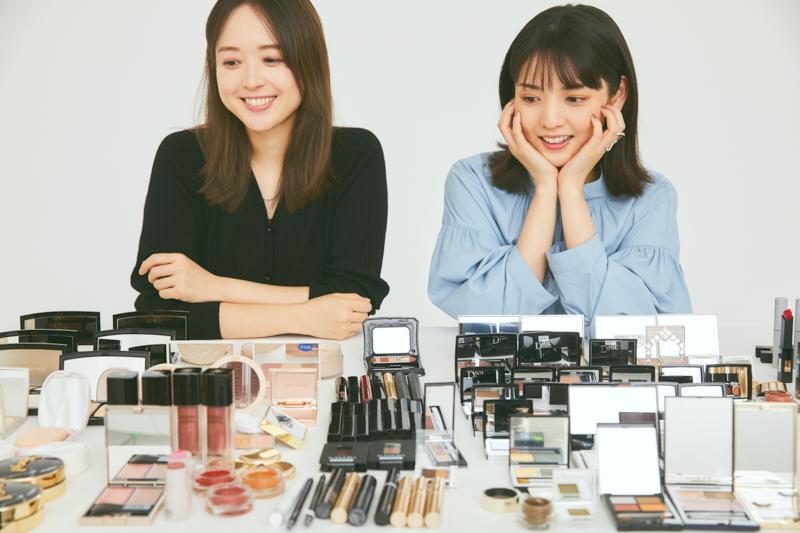 道重さゆみさん「最新眉メークは色と毛流れがポイント」|秋冬新色コスメ選び③