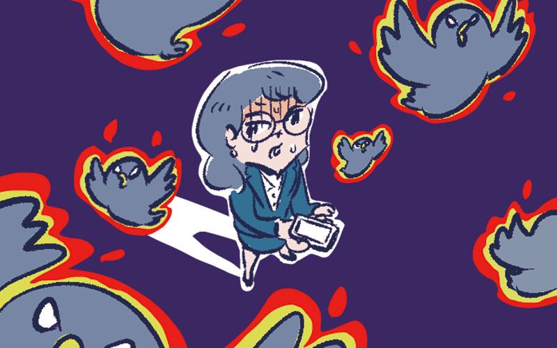 脳科学者に聞いた「Twitterで、他人を攻撃しやすくなる」理由