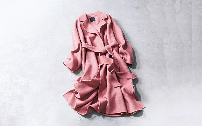 ファッション誌編集スタッフがこぞってオーダー!「売り切れ注意のコスパコート」