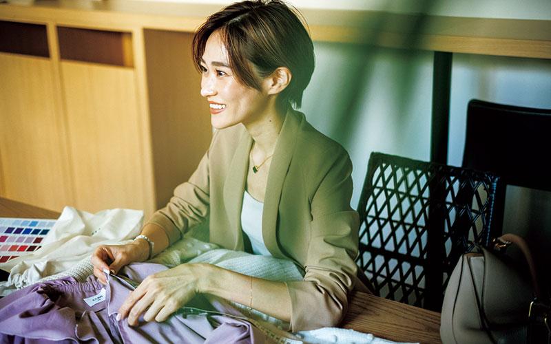 アラサー美女読者モデル、岡本恵莉さんが人気の「5つの秘密」