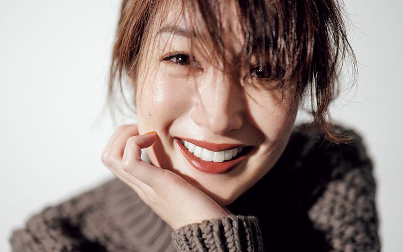 【女優・高梨臨さん】結婚生活は「無理しない」を意識したら、すごく楽になりました