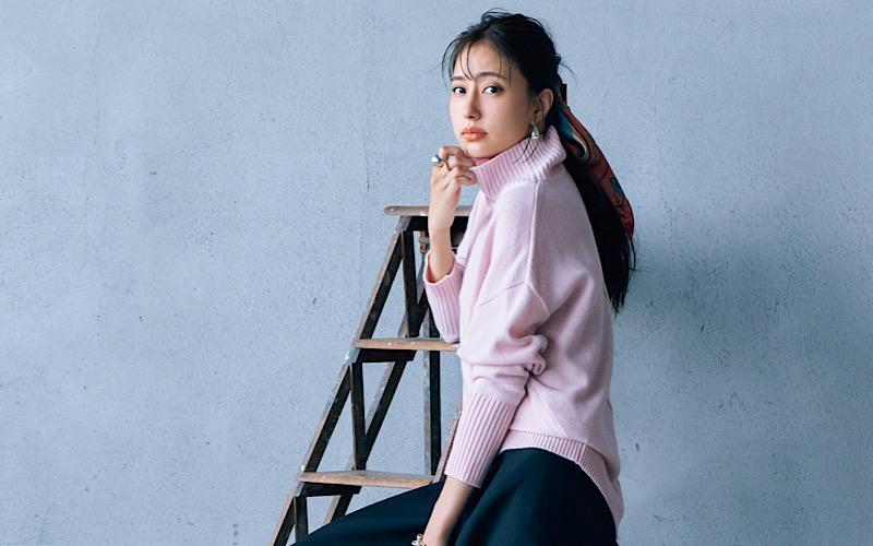 【今日の服装】秋服に「ピンク」を取り入れるなら?【アラサー女子】