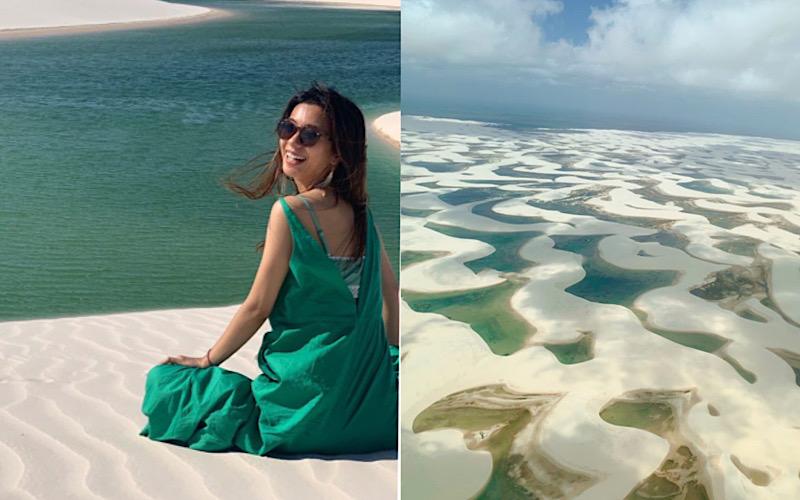 「レンソイスに行ってみた」ブラジル観光スポット巡り❶【駐在生活】