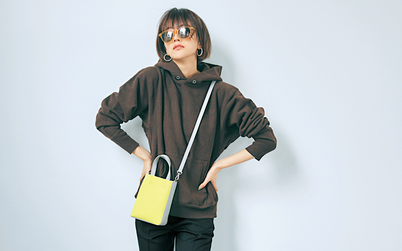 【今日の服装】定番「フーディ」を大人カッコよく着るなら?【アラサー女子】