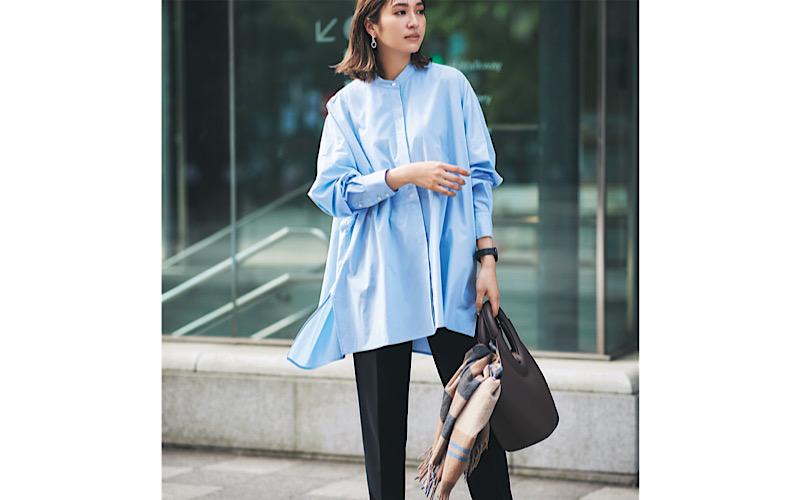 【今日の服装】楽ちんすぎるのにちゃんとして見える「通勤コーデ」って?【アラサー女子】