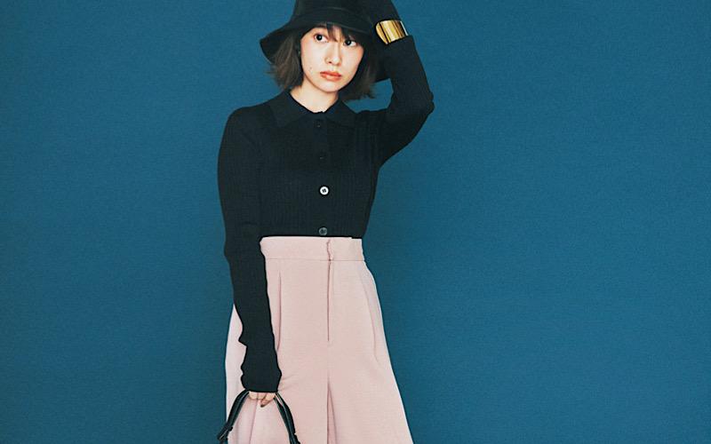 【今日の服装】大人でも似合う「淡めピンク」の着こなしって?【アラサー女子】