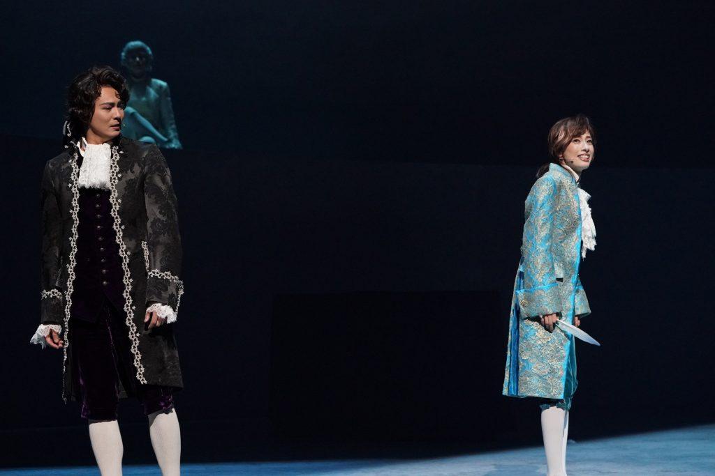 明日海りお:モーツァルト/エリ