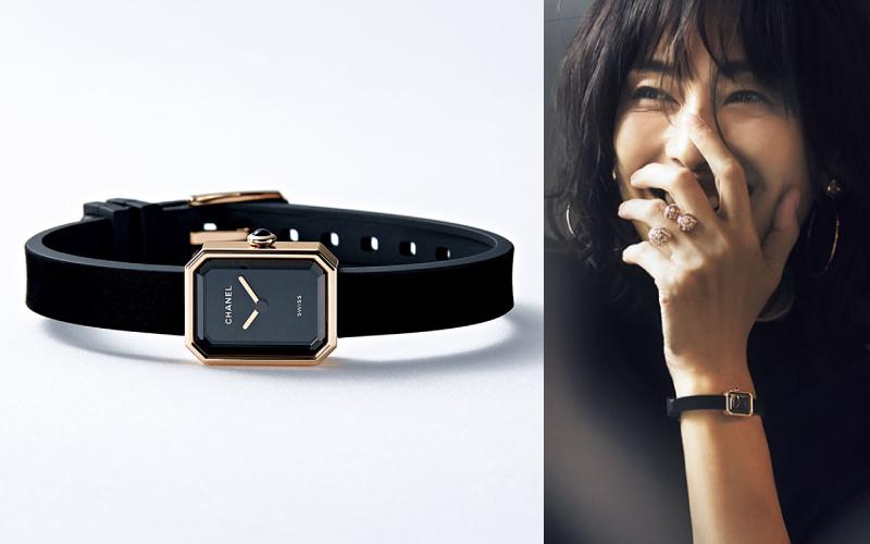 【シャネル】20代から50代まで一生使える、素敵な大人の「名品腕時計」