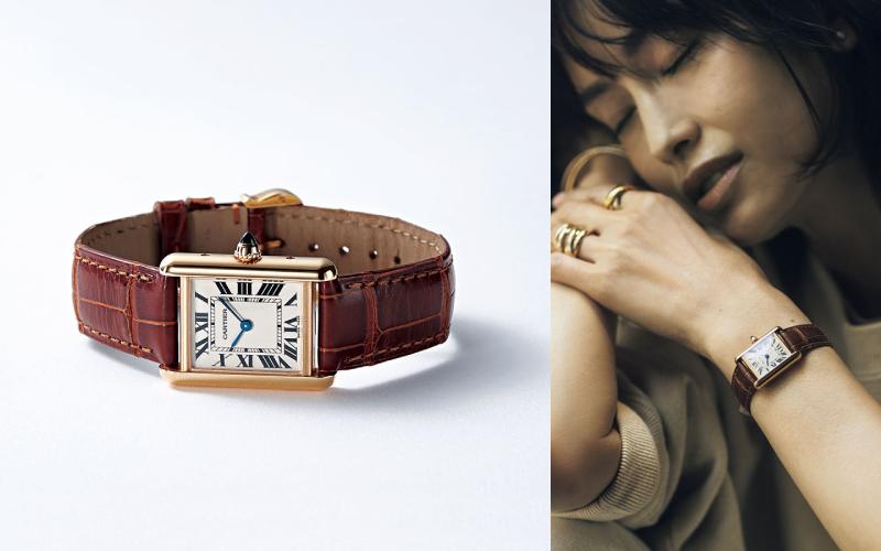 【カルティエ】20代から50代まで一生使える、素敵な大人の「名品腕時計」