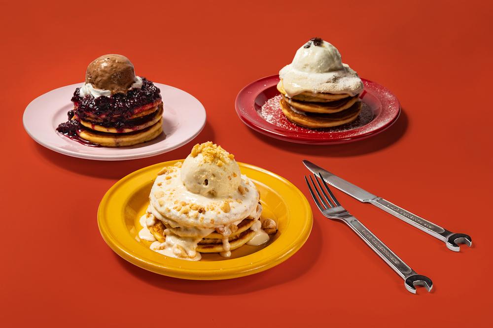 【季節限定】DIESELのカフェ「グロリアスチェーンカフェ渋谷」で魅惑のパンケーキタイム!