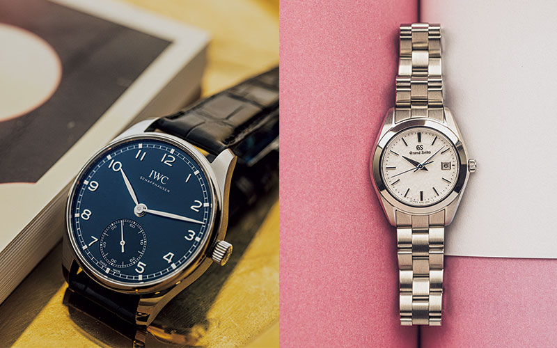 20代から50代まで一生使える、素敵な大人の「名品腕時計」【グランドセイコーほか】