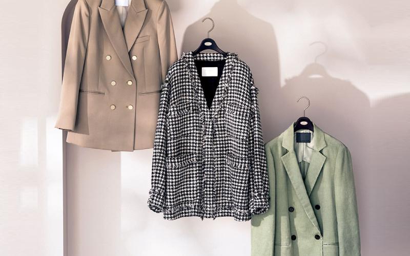業界人が注目している「大人女子の旬なジャケット」3種類