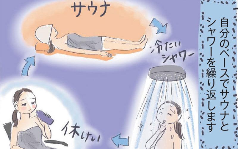 ソロサウナtuneでおひとりさま「サ道」を満喫!【話題の美容スポット潜入体験記】